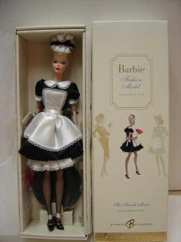 Gold Label BFMC Silkstone The French Maid Barbie Silkstone Barbie Gold Label
