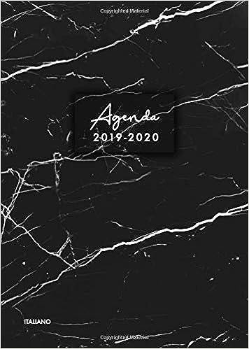 Agenda 2019-2020 italiano: Agenda settimanale 2019 2020 18 ...