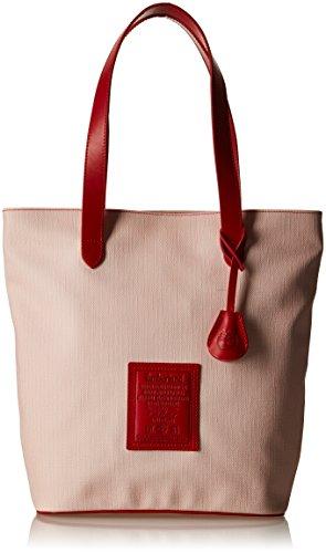 Timberland Tb0m3150, Sac à bandoulière pour femme, 11x37x30 cm (lx H L) Rouge (rouge)