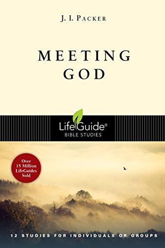 Meeting God (Lifeguide Bible Studies)