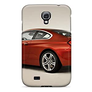 Awesome Bmw I Coupe Flip Case With Fashion Design For Galaxy S4