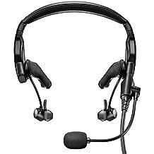 Bose auriculares para aviación proflight, con doble enchufe, color negro