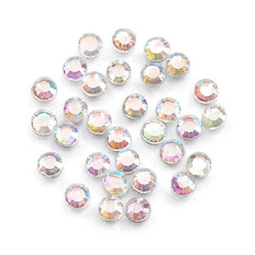 Darice 400 Piece Aurora Borealis Stones