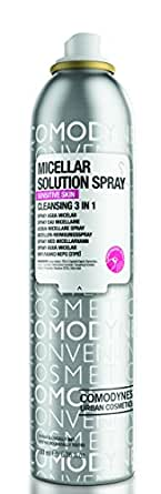 Comodynes Spray Aqua Micelar Para Piel Sensible - 200 ml.: Amazon.es ...