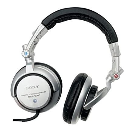 1b9f27f6d99 Image Unavailable. Image not available for. Colour: Sony MDR-V700DJ  Professional DJ Headphones