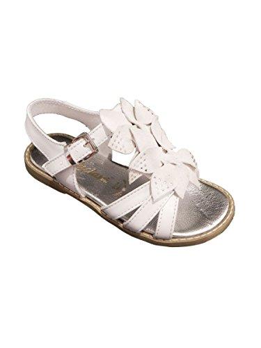 CHIARA LUCIANI - Sandalias de vestir de Piel para mujer Bianco
