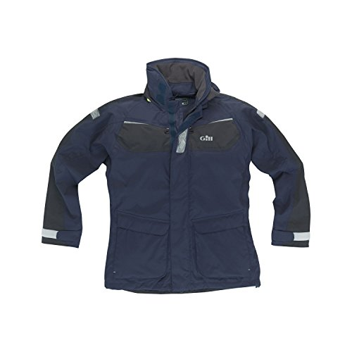 Gill Men's Coast Jacket Navy/Graphite IN12J