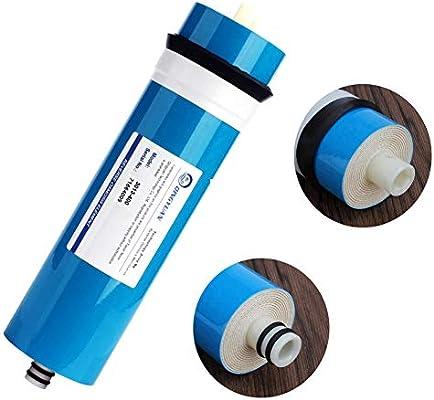 MONA@FILTER 3013-400GPD RO Membrana de ósmosis inversa, Hogar purificador de Agua RO Compatible Filtro de Repuesto Se Adapta Inicio Osmosis Inversa Purificador de Agua,400GPD: Amazon.es: Hogar