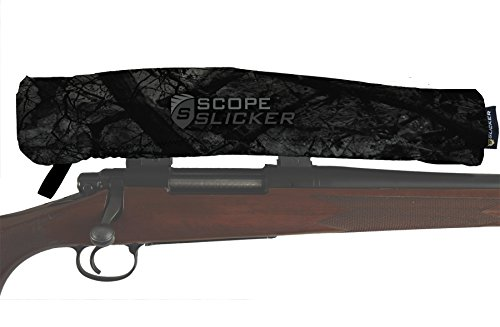 ScopeSlicker NX - Waterproof, Ultralight, Packable Rifle Scope Cover - Med 12