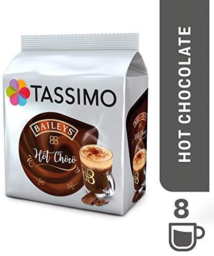 Tassimo Baileys HOT COCOA -8 discs-Limited Edition (Hot Drinks Tassimo)
