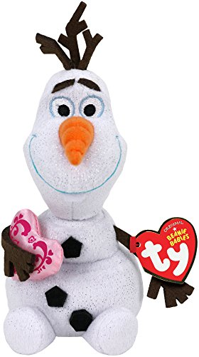 [Ty Disney Frozen Olaf - Snowman with Heart] (Disney Frozen Snowman)