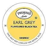 Best Twinings Tea Cups - Twinings Tea Earl Grey Tea, K-cup, 12 ct Review