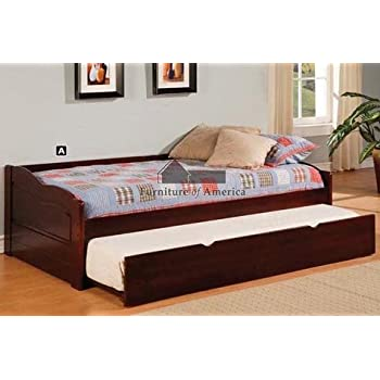 Daybed W/ Twin Trundle By Furniture Of America