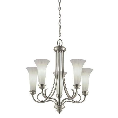 Portfolio 5 light antique pewter chandelier amazon portfolio 5 light antique pewter chandelier aloadofball Images
