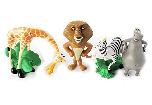 Madagscar Figures Featuring Hypochondriac Giraffe product image