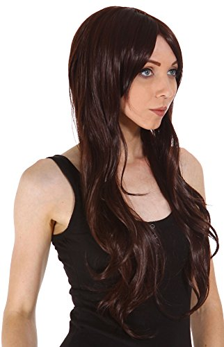Simplicity Premium Quality Full Length Long Wavy Cosplay Party Wigs