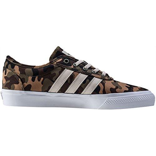 adidas Adi-Ease, Zapatillas de Skateboarding Unisex Adulto oliva