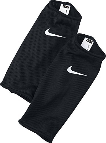 Nike Guard Lock Sleeve [BLACK/WHITE/WHITE] (L)