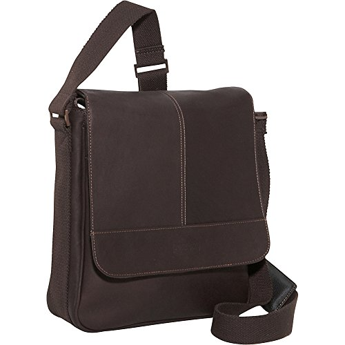 Kenneth Cole Reaction Bag for Good - Colombian Leather iPad/Tablet Day Bag, Brown (Good Leather)