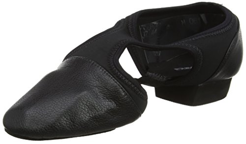 para Black Jazz Negro Danca Mujer Jz44 de Zapatos So w846X1q