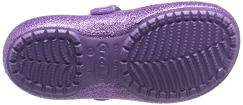 Pictures of Crocs Girls' Shayna Hi-Glitter Mary Jane crocs 14478 6