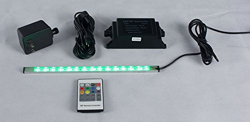 American Pond 11'' Color Controllable LED Waterfall Spillway Light Strip