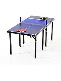 Aosom 5u0027 Folding Indoor/Outdoor Table ...