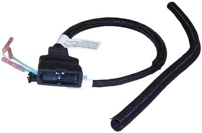 OEM WESTERN FISHER 26345 PLOW 3-PIN MAIN CONTROL HARNESS MINUTE OR ULTRA-MOUNT