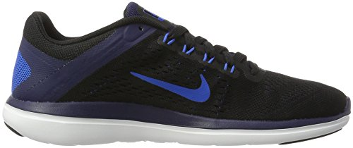 Nike schwarz/blau Mesh/Synth Black cheap tumblr dC7JlgE