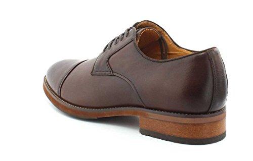 Shoes Sz Men's Oxfords Toe Brown Blaze 10 Smooth Black Florsheim Cap Fwq6Y6P