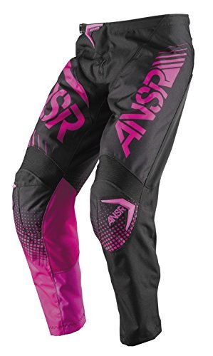 Answer 2017 Women's Syncron Pants (8) (BLACK/PINK)