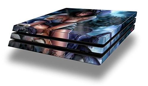 WraptorSkinz PS4 Pro Skin Wrap Bride of Cthulhu - Decal Style Skin fits Sony PlayStation 4 Pro Console