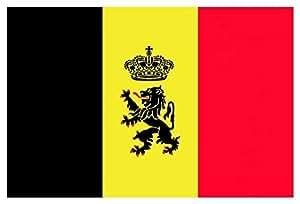 MIB–Bélgica bandera de Estado