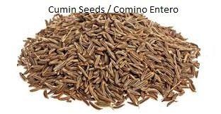 Cumin Seeds (whole) / Cumino Entero, 8oz (Chilis Indian Whole)