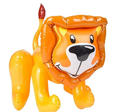 Rhode Island Novelty Inflatable Lion Party Accessory