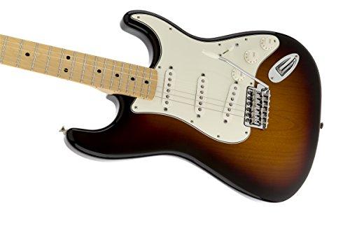 fender standard stratocaster electric guitar maple fingerboard brown sunburst buy online in. Black Bedroom Furniture Sets. Home Design Ideas