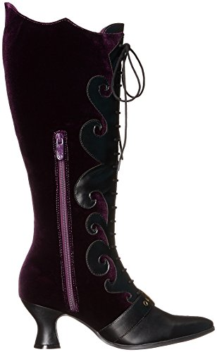Ellie Shoes Women's 253-Fain Boot Purple 3z64vAD5re
