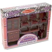 Melissa & Doug - 12586 - Dining Room Furniture Set