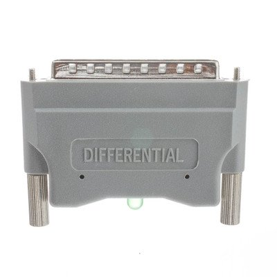 External Differential SCSI Terminator, LVD HPDB68 Male, One End ( 3 PACK ) BY NETCNA