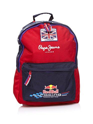 Pepe Jeans London Red Bull Racing F1 Team Rucksack, blau, Ricciardo, Kvyat
