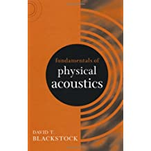 Fundamentals of Physical Acoustics