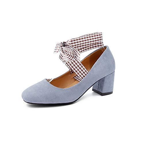 5 APL10484 36 Sandales Femme BalaMasa Compensées Bleu Bleu f0wTayq8x