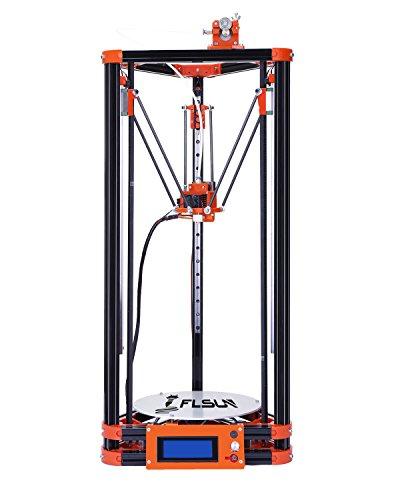 FLSUN Linear Guide 3D Printer - 180 x 180 x 300 mm