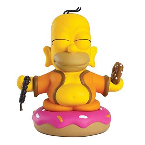 Kidrobot The Simpsons Homer Buddha Mini (The Simpsons Homer Simpson)