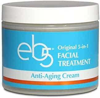 eb5 Intense Moisture Anti-Aging Cream, 4 Ounces