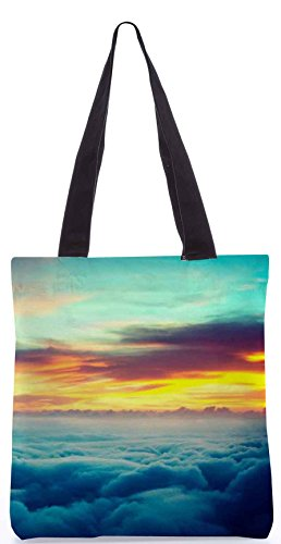 Multicolor Y Tela Bolsa De bag Snoogg Colores Playa varios 3256 Rrpc xwRF4WXqC