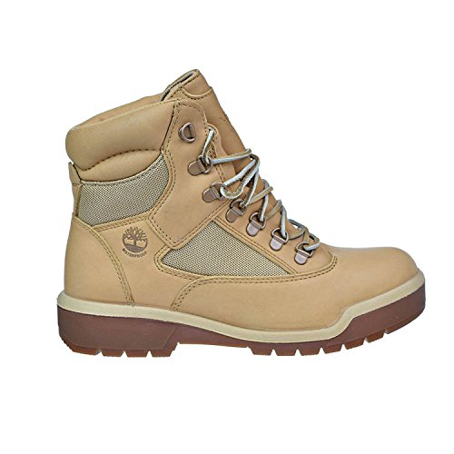 (Timberland Field Boot 6 Inch Waterproof Mens Style: TB0A1KT7-NATURAL Size: 8.5)
