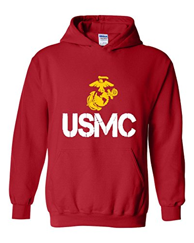 NIB USMC/Marines/Navy Hoodie USMC US Marine Corps Men's Hoodie - Fashion Show At Shops Vegas Las