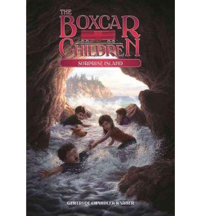 Rock Island Boxcar - [ SURPRISE ISLAND (BOXCAR CHILDREN #002) ] By Warner, Gertrude Chandler ( Author) 1989 [ Paperback ]
