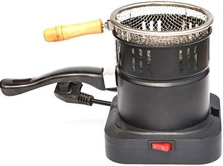JVSISM 220V/50 Hz 600W Negro Shisha Hookah Quemador de CarbóN Calentador Estufa Placa para Chicha Narguile Herramienta para Shisha Narguiles Chicha Narguile Encendedor CarbóN Accesorios
